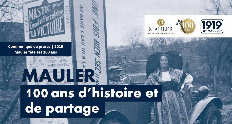 100 ans Mauler