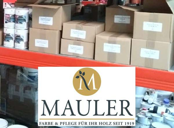 Zentrallger Mauler produkte