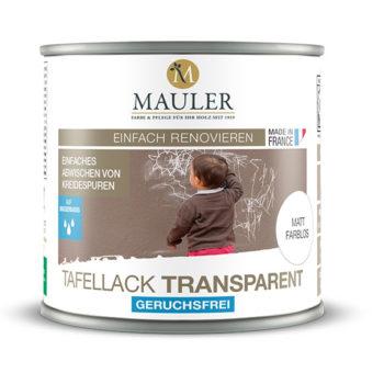 Tafellack transparent von Mauler