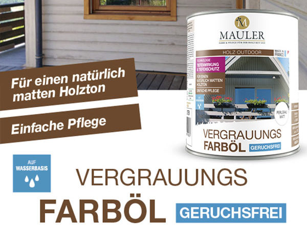 Vergrauungs farböl -Mauler-vi