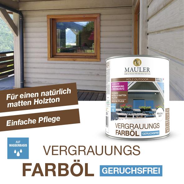 Vergrauungs farbol - Mauler