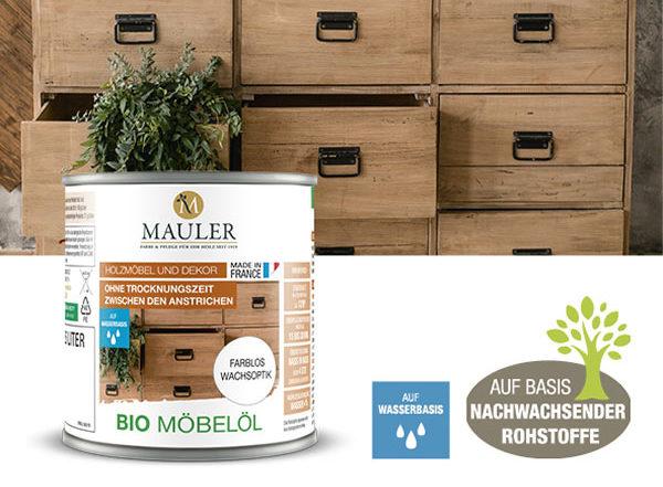 Bio-mobelöl - Mauler