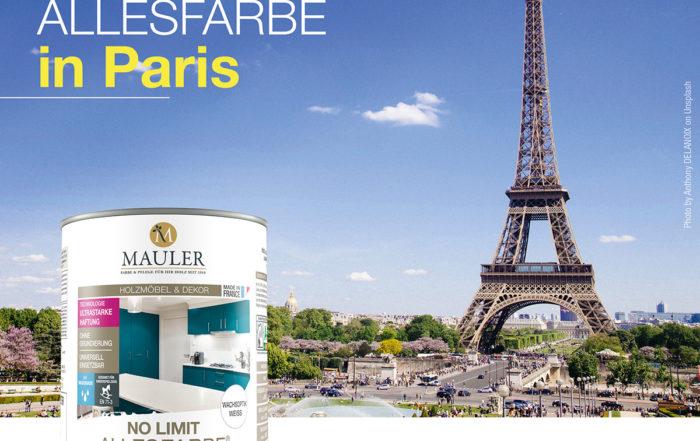 Mauler - No Limit Farbe in Paris